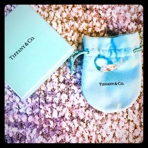 Tiffany & Co vintage 3D flower ring.